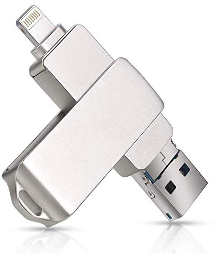 QKa USB-Flash-Laufwerk, für iPhone USB 3.0 /