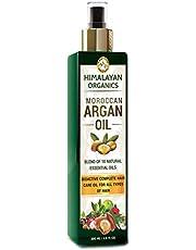 Himalayan Organics Moroccan Argan Oil for Hair Growth - No P