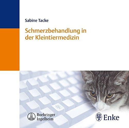 Schmerzbehandlung in der Kleintiermedizin. CD-ROM. Windows 2000, XP