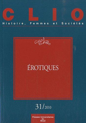 clio-n-31-2010-erotiques