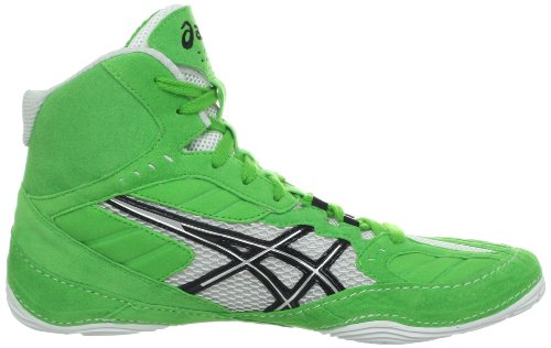 Asics - Männer Cael V5.0 Footwear Schuhe Electric Green/black/white