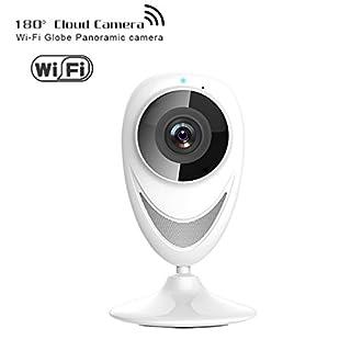 Shengyaohul Full HD Home Security, Überwachungskamera Ip 720P / Bewegungserkennung / Eingebaute Antenne / Nachtsicht Indoor Ip-Überwachungskamera Für Das Haus