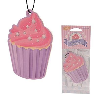 Cutesy Vanilla Cupcake Lauren Billingham Air Freshener