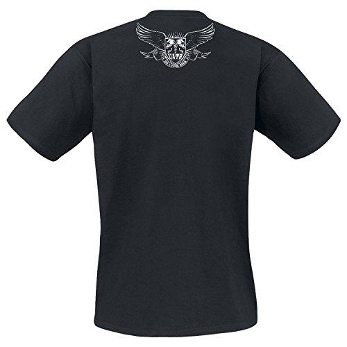 Unantastbar - Mein Leben in der Haut T-Shirt, Farbe: schwarz Schwarz
