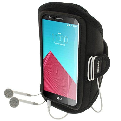 Sportarmband Schwarz Handy-Schutzhülle (Handy Fällen Für Lg-android-3g)