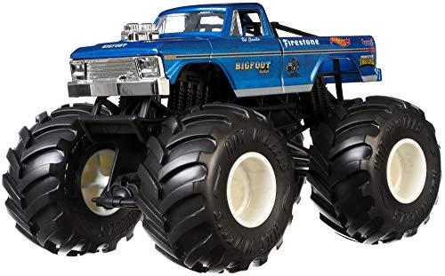Hot Wheels Mattel GBV32 Monster Trucks, Bigfoot