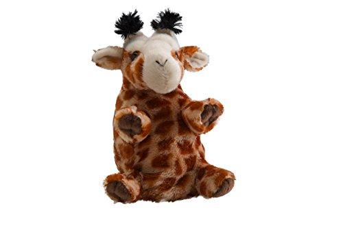Preisvergleich Produktbild Wild Republic 17716 - Switch-A-Rooz, 2 in 1 Plüsch Giraffe oder Gepard Dash und Dots, 18 cm