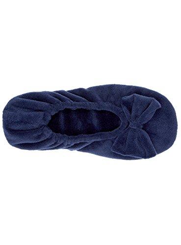 Com Quarto Curva Azul 7900n Bailarinas femininas Ultra Oodji Rf1cBSBI