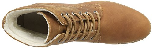 Tamaris 26274 Stivali Cambat da Donna Marrone (Rust 365)