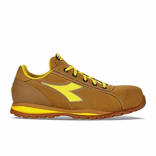 diadora-glove-ii-low-s3-hro-zapatos-de-trabajo-unisex-adulto-amarillo-cammello-48-eu