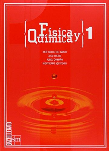 Física y química. 1 Bachillerato - 9788467525168