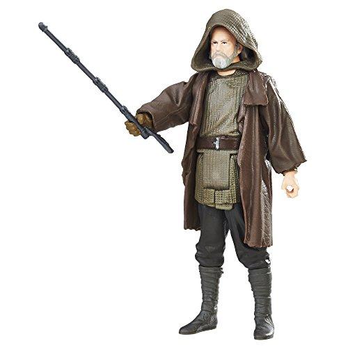Star Wars Episode 8 Luke Skywalker (Jedi Exil) Figur C3525 mit Force Link
