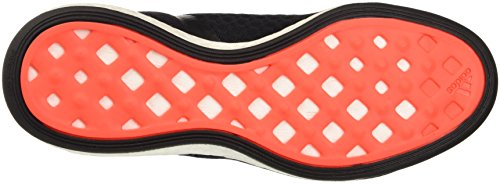 adidas Herren X 16.1 Street Fußball-Trainingsschuhe Multicolore (Cblack/Ngtmet/Solred)