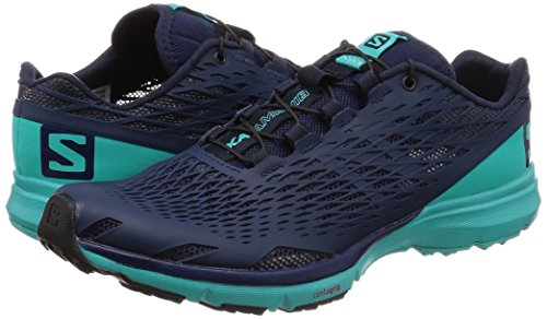 XA Amphib W - Chaussures trail femme Night Sky Medieval Blue Ceramic