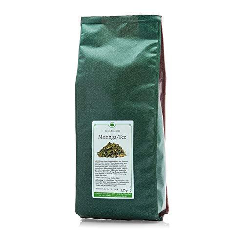 Sanct Bernhard Moringa-Tee 100% Moringa-oleifera-Blätter, Inhalt 250 g (2 x 125 g)