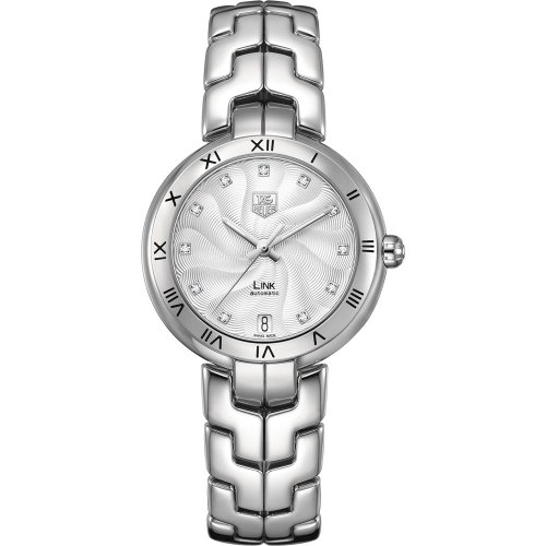 TAG Heuer Link WAT2311.BA0956 Stainless Steel Automatic Ladies Watch