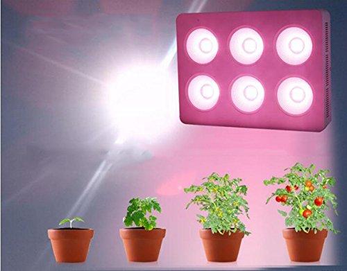Wei d lampada per piante led riflettore w lampade per piante