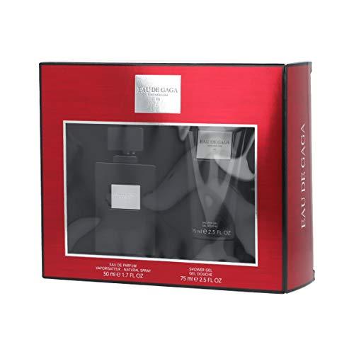 Lady Gaga Eau de Gaga confezione Geschenk 50ml EDP Spray + 75ml Gel Doccia (Eau De Gaga)