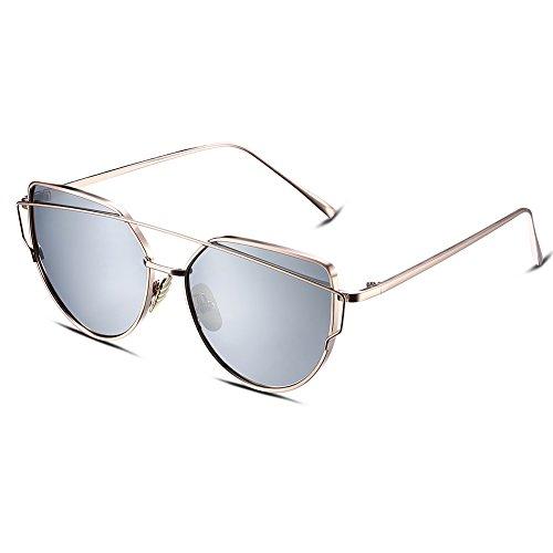 nykkola-classique-pour-femmes-cateye-lunettes-de-soleil-colore-objectif-cadre-en-acier-inoxydable-mi