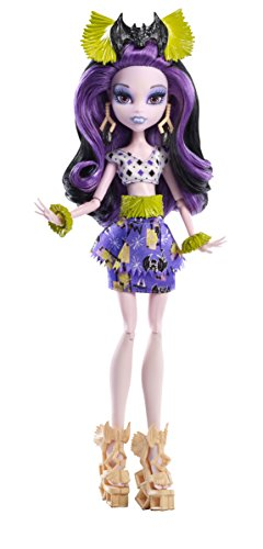 Preisvergleich Produktbild Monster High Ghouls' Getaway Elissabat Doll