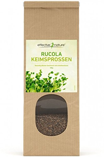 effective-nature-sprossen-keimsaat-rucola-bio-150g