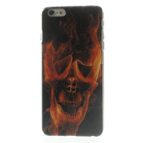 jbTec® Hardcase / Schutzhülle zu Apple iPhone 6 Plus / 6s Plus - TOTENKOPF - Schutzhülle, Handy-Hülle, Case, Motiv / Muster:Totenkopf T21 Totenkopf T20