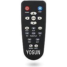 Yosun nuevo Generic ajuste mando a distancia para disco duro externo Western Digital 1TB 2TB 3TB WD TV Live Hub caja para cocinar al vapor HD reproductor multimedia en red