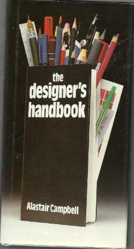 Portada del libro Designer's Handbook (A QED book) by Alastair Campbell (1983-10-20)