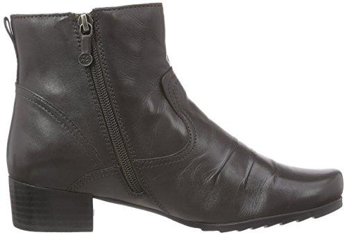 Marc Shoes Madina Damen Kurzschaft Stiefel Grau (asphalt 120)