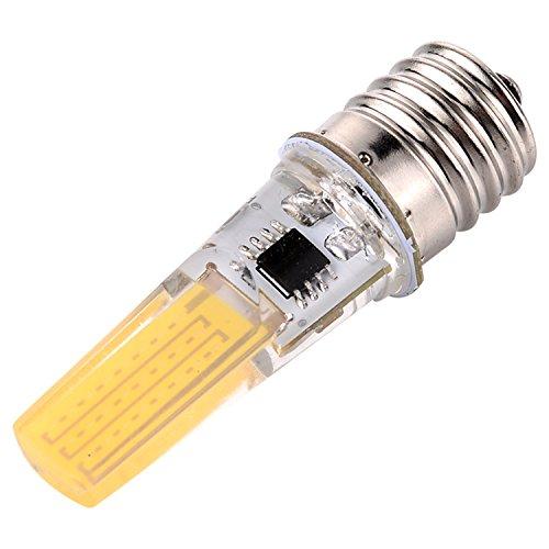 JILAN HOME- Dimmable 3W E17 2508 COB 200-300 Lm Caliente Blanco Blanca Blanca Decoración AC 220-240 V / AC 110-130 V (1PCS) ( Color : Blanco cálido , Tamaño : 220-240V )
