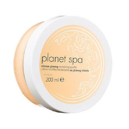 Avon Planet Spa Chinese Ginseng Revitalising Souffle