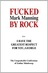 Fucked By Rock: I have the greatest respect for you, George