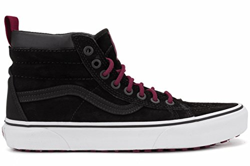 Vans Unisex-Erwachsene SK8-Hi MTE High-Top (mte) black/bee