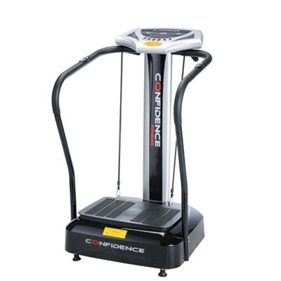 Confidence Pro Fitness Vibration Plate Trainer