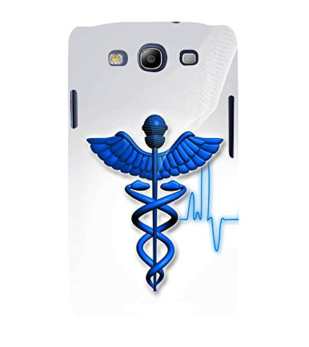 PrintVisa Symbol Of Doctor 3D Hard Polycarbonate Designer Back Case Cover for Samsung Galaxy S3 Neo i9300i :: Samsung I9300I Galaxy S3 Neo :: Samsung Galaxy S III Neo+ I9300I :: Samaung Galaxy S3 Neo Plus