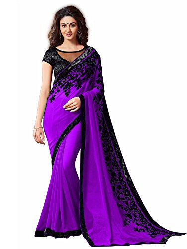 Tryme Fashion Women's Latest Party Wear Saree