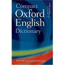 Compact Oxford English Dictionary (Diccionarios)