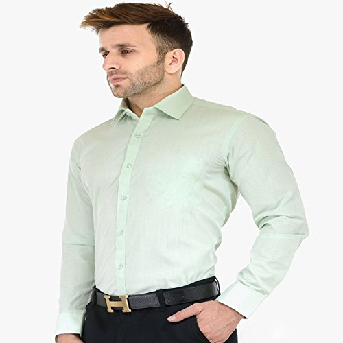 Being fab Men's Cotton Casual Sh...