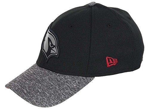 New Era Arizona Cardinals 39thirty Cap NFL Grey Collection Black/Grey - M - L