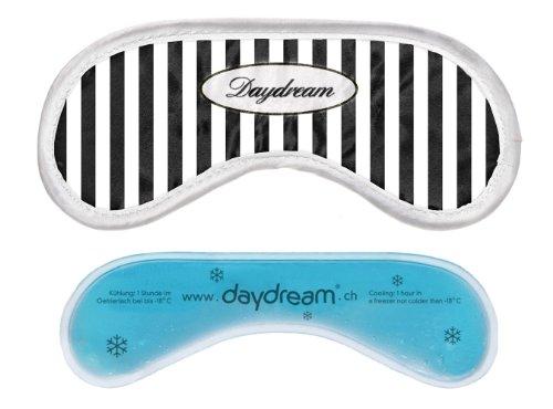 daydream M-3022 Cottage Stripes-Schlafmaske mit Kühlkissen