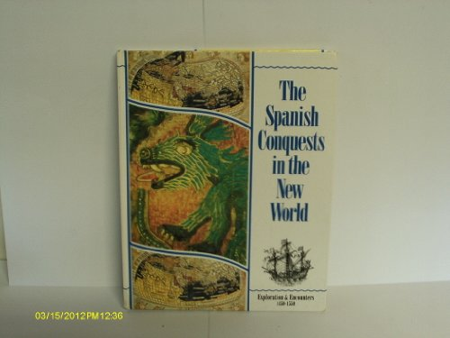 The Spanish conquests in the New World.