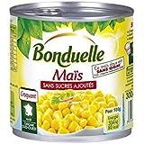 Bonduelle mais sans sucre ajoutés 1/2 300g - ( Prix Unitaire ) Envoi Rapide Et Soignée