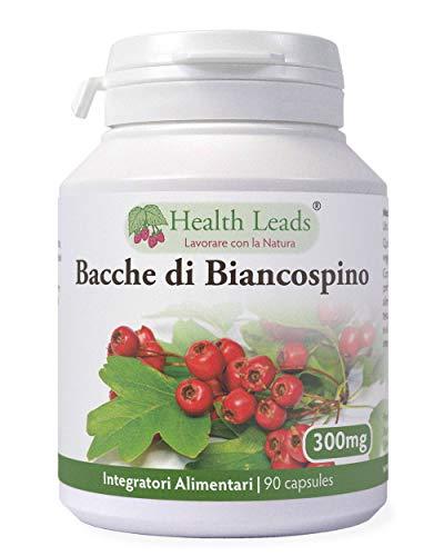 Bacche di Biancospino 300 mg x 90 Capsule