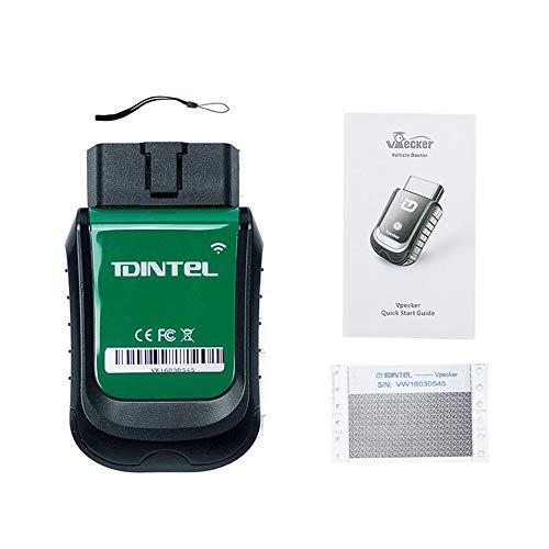Preisvergleich Produktbild HermosaUKnight VPECKER Easydiag WiFi OBDII Code Reader Professional Car Diagnostic Tool