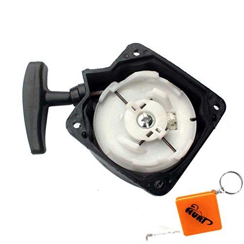 HURI Seilzugstarter / Starter passend für Nemaxx MT52 4in1 Motorsense Heckenschere Hochentaster 3PS 52ccm