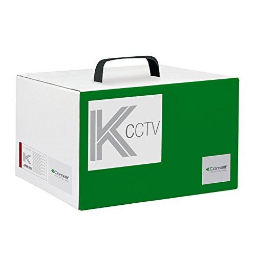Comelit SKIT040D Kit Start Videosorveglianza SDVR040A