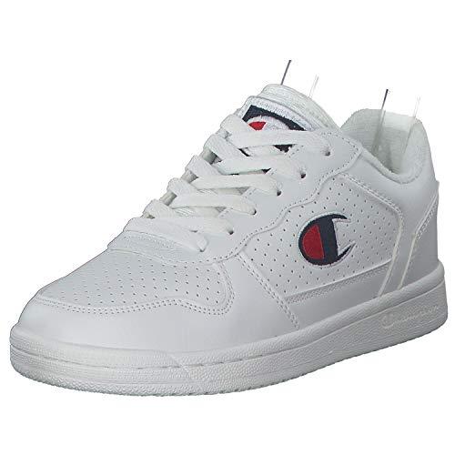 Champion Low Cut Damen Sneaker Low   Sportschuhe   Laufschuhe   Freizeitschuhe   Weiß (White) 37 EU