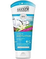 Lavera Lotion pour le corps coco bio et Vanille bio 200ml Lotion