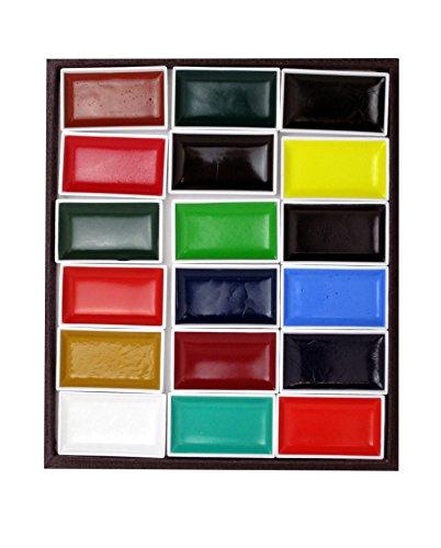 18 colors auspicious angle face color luxury binding (japan import)