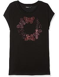 Desigual Ts_coral, T-Shirt Donna
